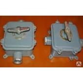 Герметичный пакетный выключатель ГПВ 3-400