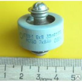 Конденсатор высоковольтный К15у1