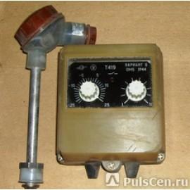 Датчики-реле температуры Т-419
